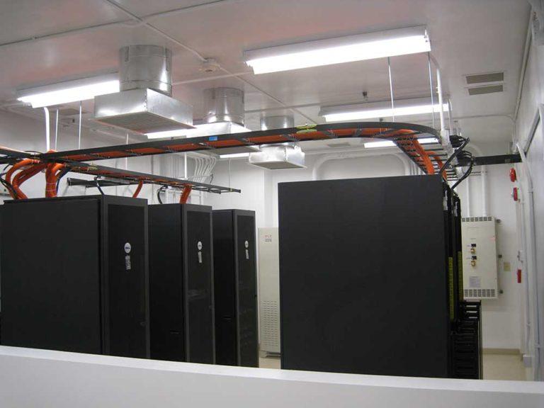City of Alpharetta data center