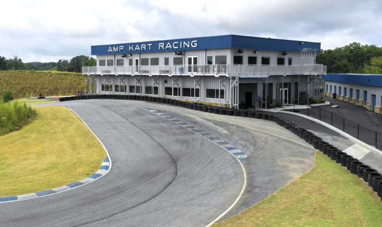 AMP Kart Racing Centre
