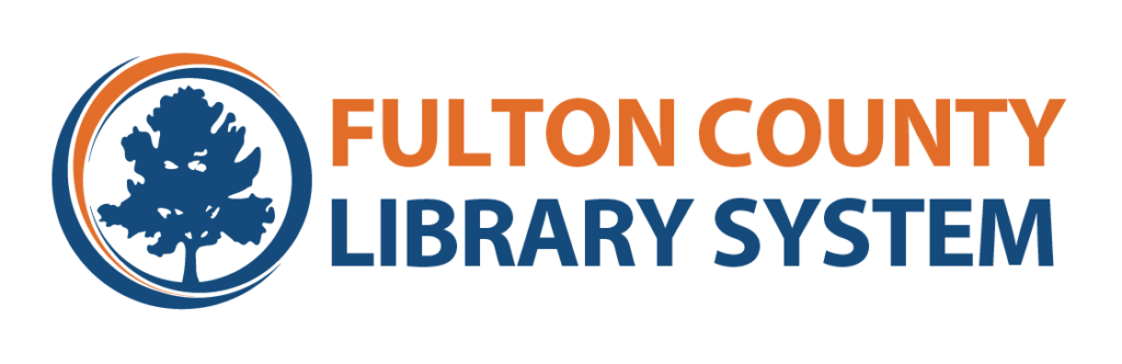 Fulton County Library system logo